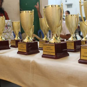 Bangalore Chess Academy Award