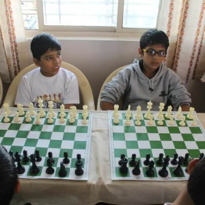 Bangalore Chess Academy Chess Game
