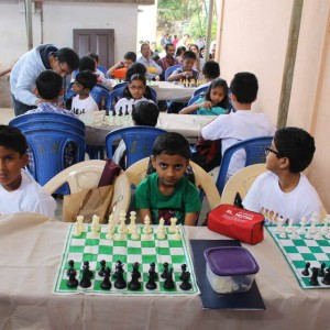 Bangalore Chess Academy Tournament
