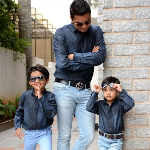 BonOrganik Dad and Son Similar Clothing