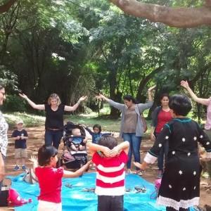 Honey Bees Nature Club Kids Activity at Cubbon Park