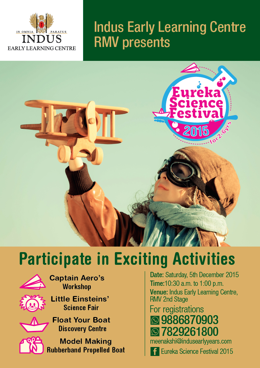 Eureka Science Festival Cover Image