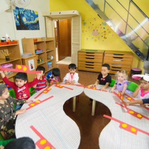 Indus Early Learning Centre-Koramangala-Class-Room