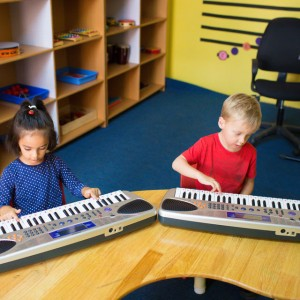 Indus Early Learning Centre-Koramangala-Music