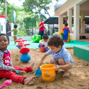 Indus Early Learning Centre-Koramangala-Sand pit