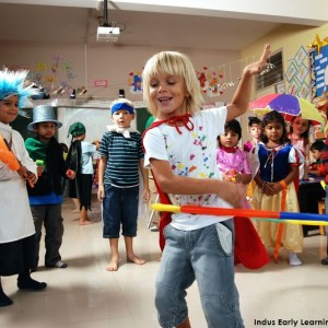 Indus Early Learning Centre-Whitefield-Masquerade
