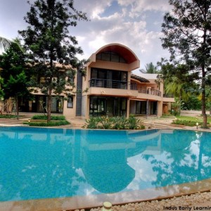 Indus Early Learning Centre-Whitefield-Pool