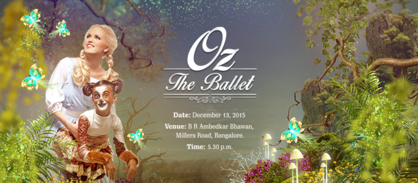 Oz – The Ballet Cover Image