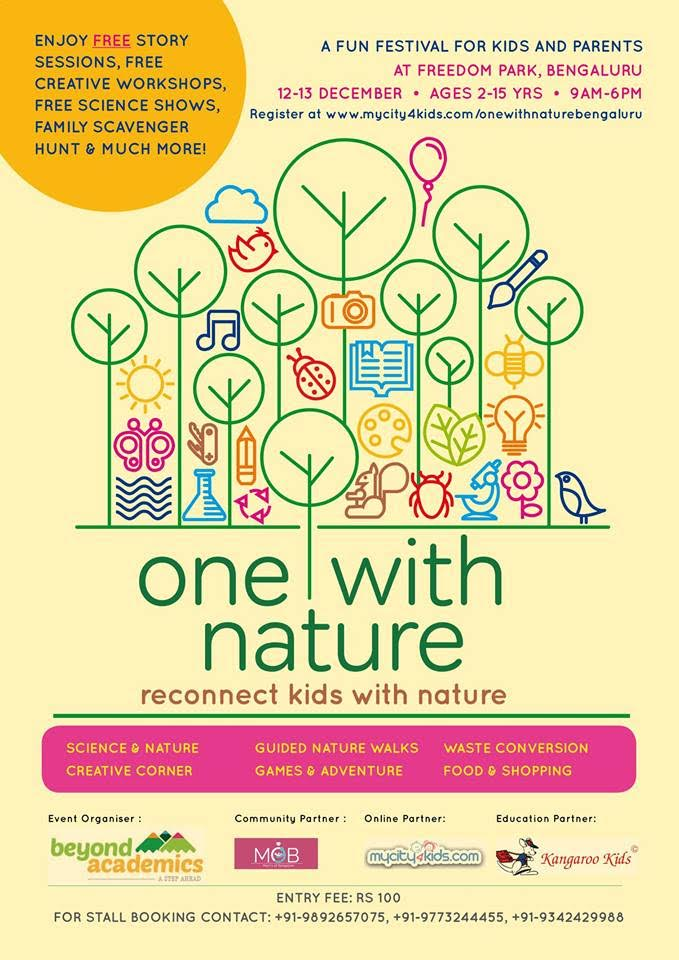 One With Nature Cover Image