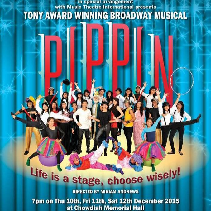 Pippin – A Musical Journey of Adventure and Passion Cover Image