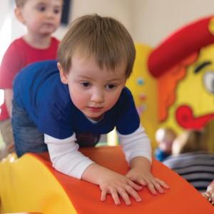Toddler Sense Motor Skills