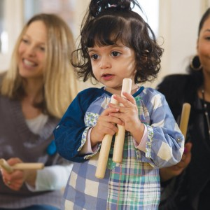 Toddler Sense Music and Sound Session