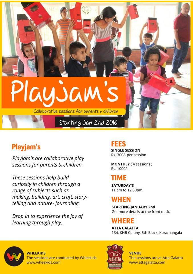 Playjam's Cover Image