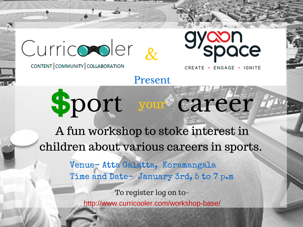 Sport Your Career Cover Image