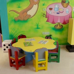 Bachpan Playschool, hbr layout