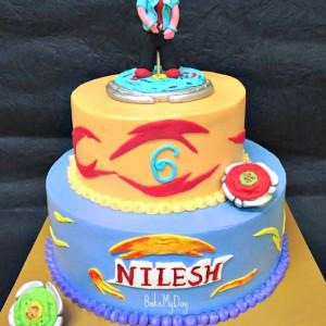 BakeMyDay-6-year-Birthday-Cake