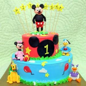 BakeMyDay-Chota-Disney-Themed-Birthday-Cake