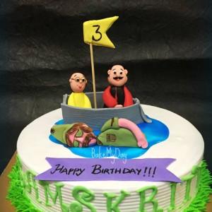 BakeMyDay-Motu-Patlu-Themed-Birthday-Cake