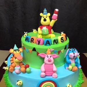 BakeMyDay-Winnie-The-Pooh-Birthday-Cake