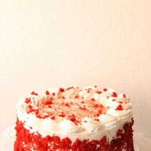 Cake My Heart-Red Velvet Cake