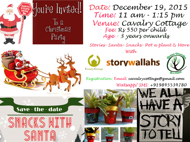 Christmas Party@Cavalry Cottage Cover Image