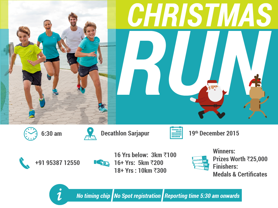 Christmas Run Cover Image