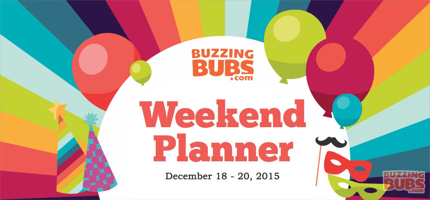 Top 10 things to do with kids in Bangalore this weekend (Dec 18 – 20) Cover Image