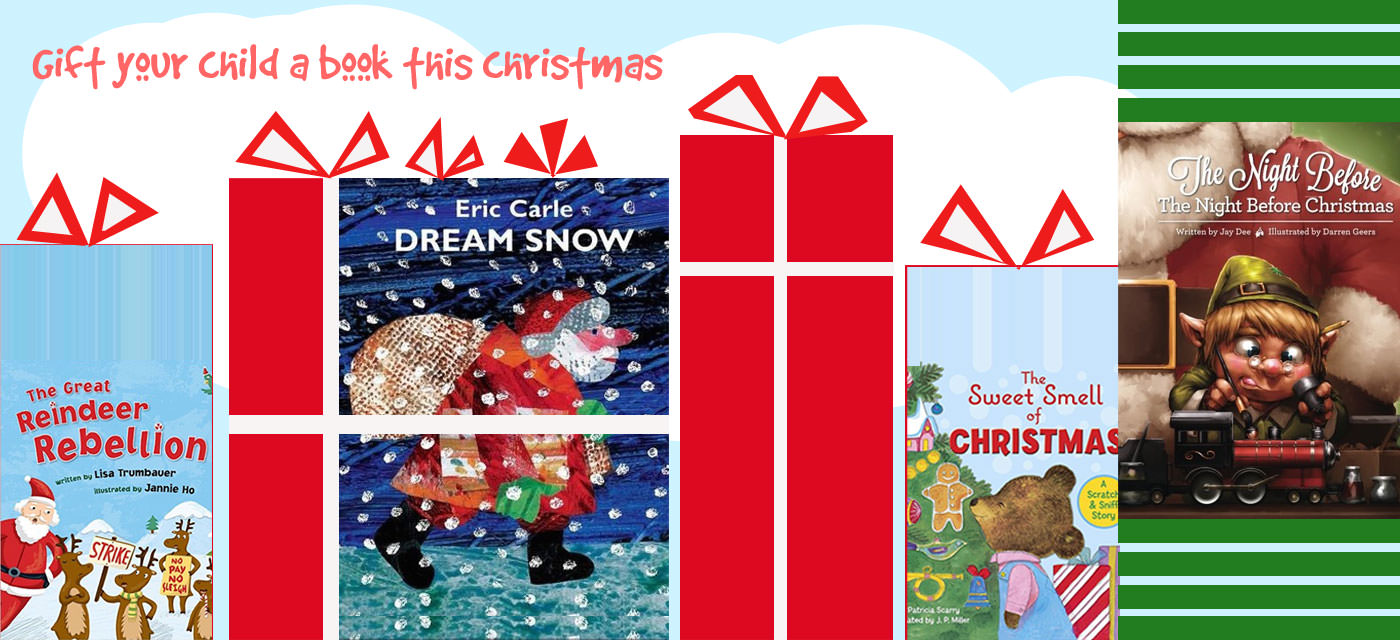 Top 10 Christmas Picture Books To Read With Your Child Cover Image