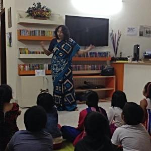 Katharangam naratting story1