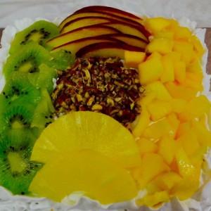 Sweet Tooth Fruit Cake