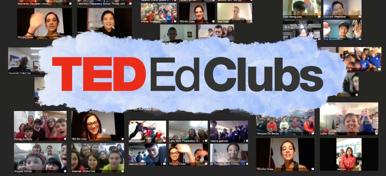 Start a TED-Ed Club in your school! Cover Image