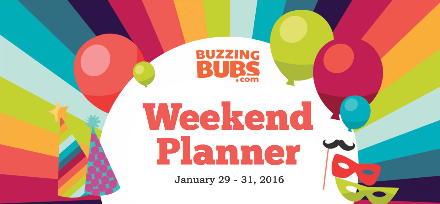 Things To Do with Kids in Bangalore this Weekend:  January 29th, 30th & 31st Cover Image