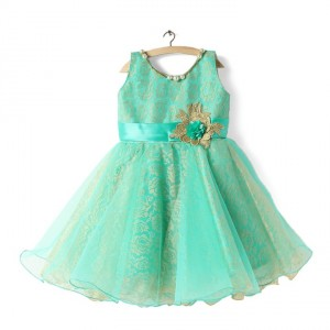 BownBee_green_party_frock