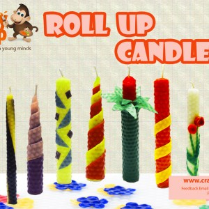 Crafty_Chimp_roll_up_candles