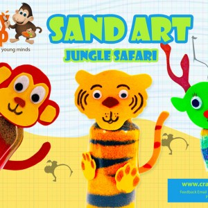 Crafty_Chimp_sand_art_jungle_safari