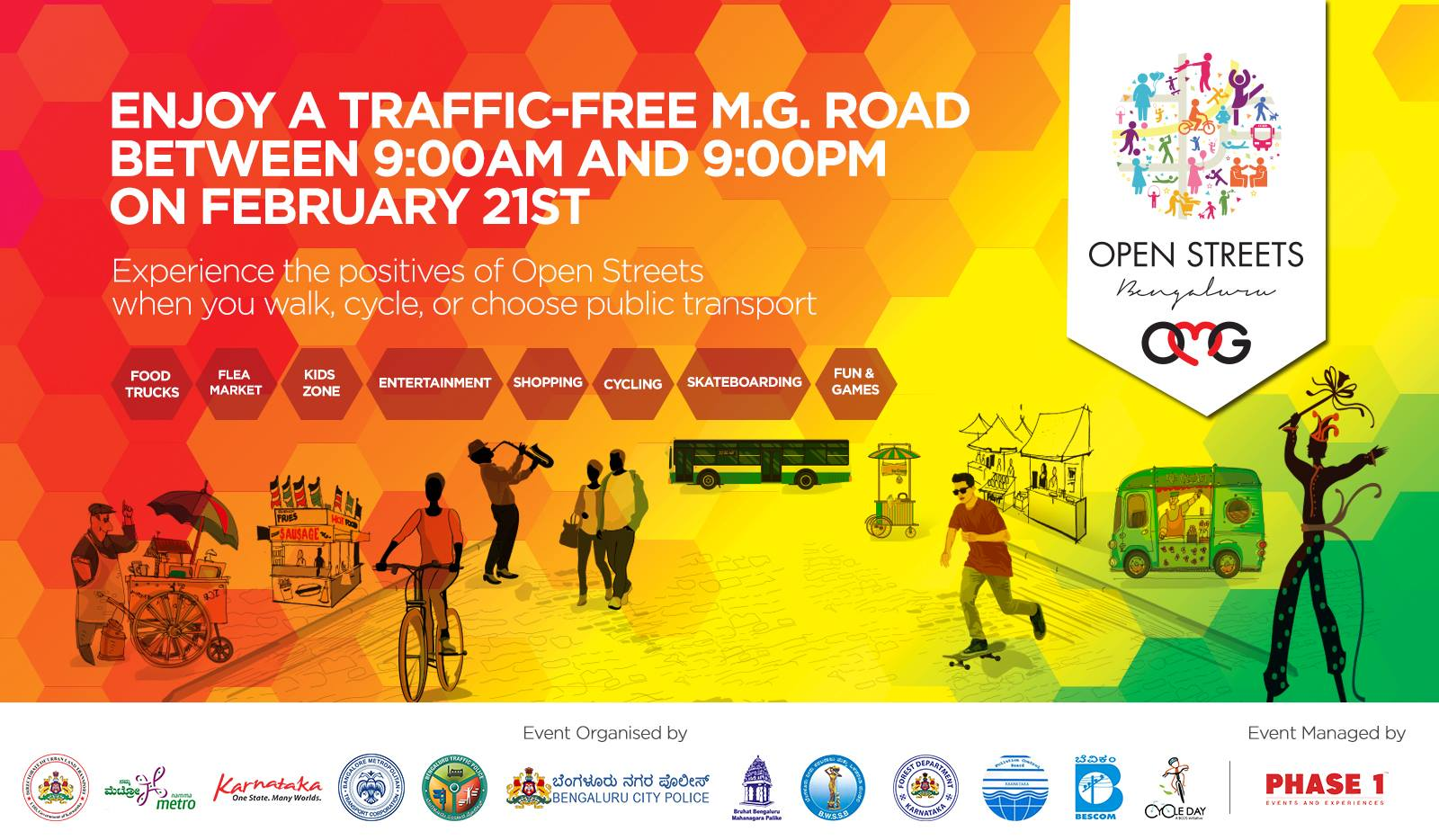 Open Streets OMG Cover Image