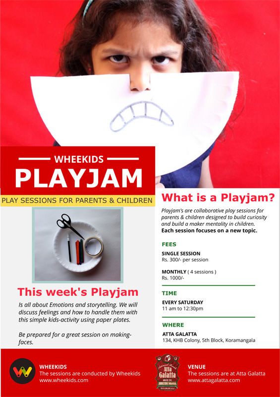 Playjams Inside Outside Emotions Cover Image