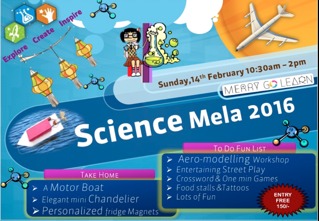 Science Mela 2016 Cover Image