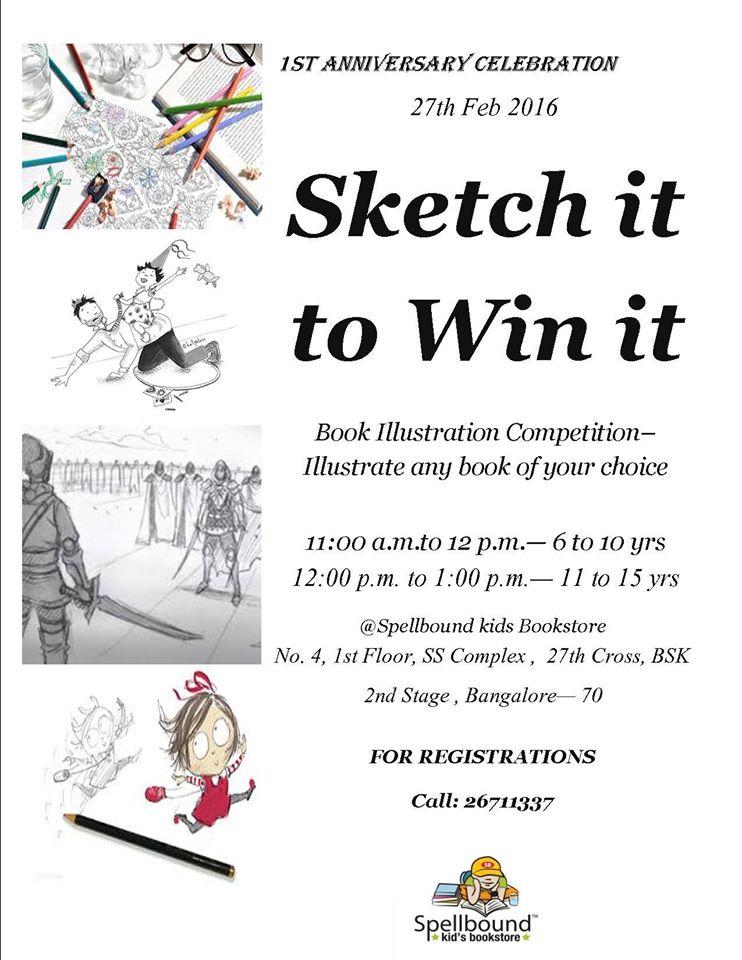 Sketch it to Win it Cover Image
