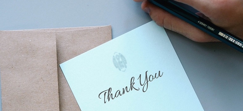 A thank you note to my child Cover Image