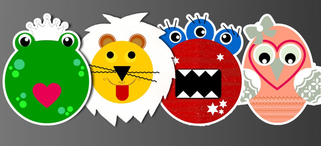 Art N Craft Ideas For Kids Part - 32: Simple U0026 Easy Printable Animal Masks For Kids · Art, Crafts ...