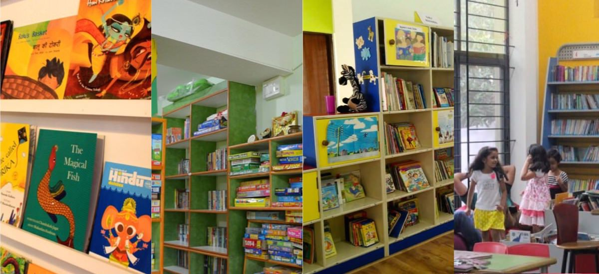 19 books & toy library memberships for kids in Bangalore Cover Image