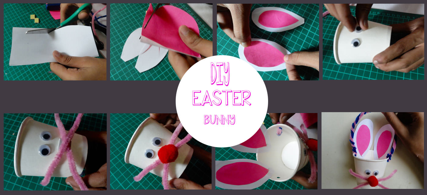 DIY: How to make your own Easter Bunny Cover Image