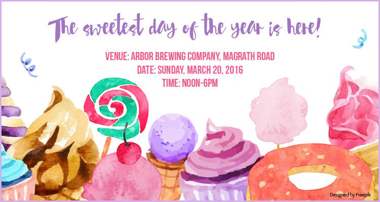 LBB Dessert Bazaar 2016 Cover Image