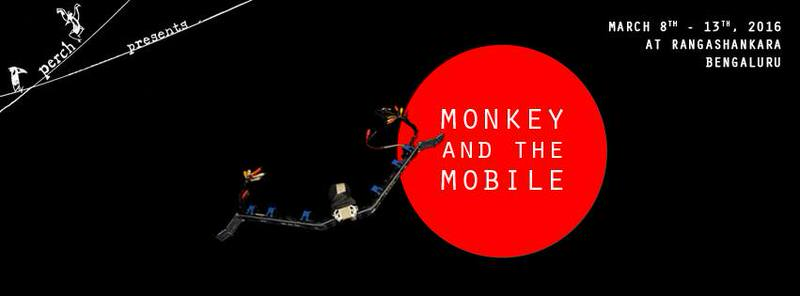 Monkey and The Mobile Cover Image