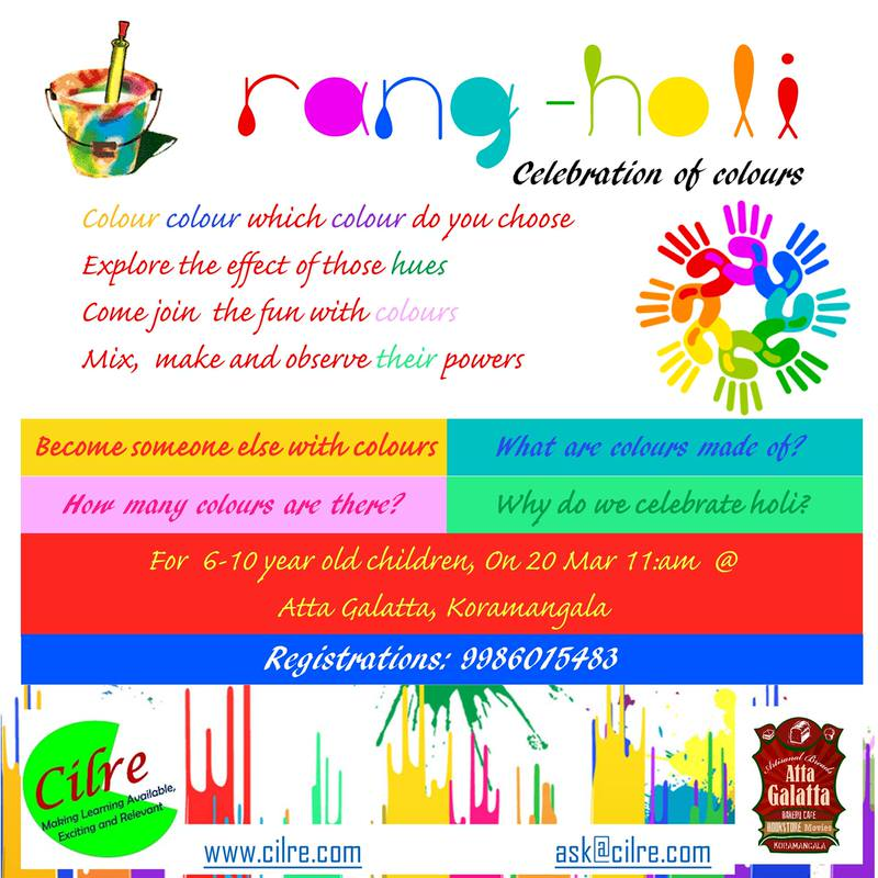 Rangholi: A Celebration of Colours Cover Image