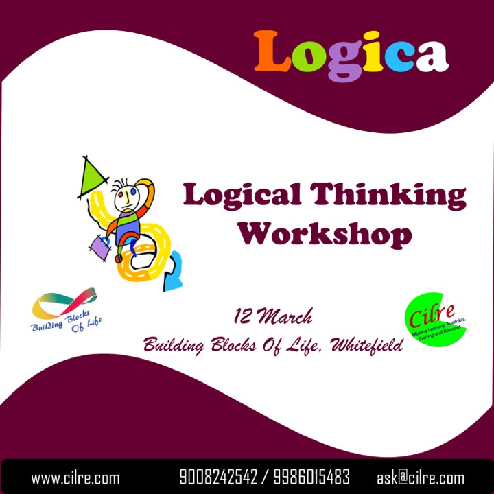 Logical thinking Workshop Cover Image