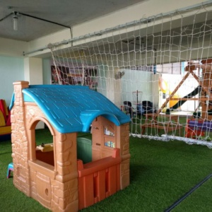 Pretend Play area for kids at PlayGym