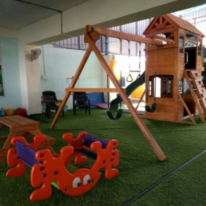 Toddler Zone at PlayGym
