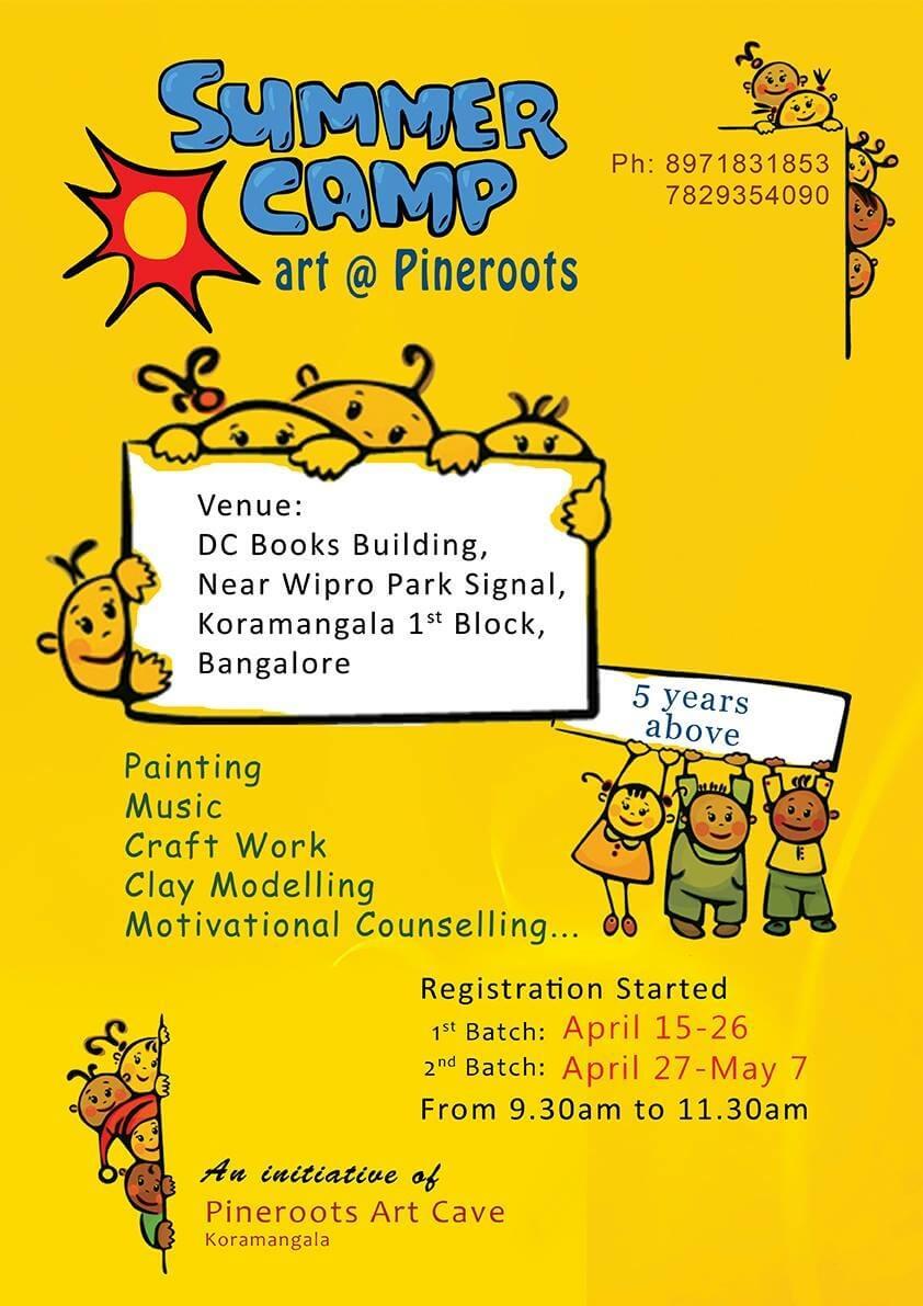 Cave Art And Craft Preschool